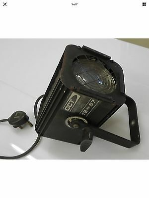 CCT MINUETTE 650W  FRESNEL  Theatre and Staging lights