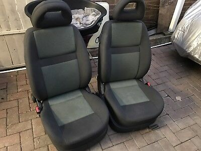 VW Lupo front Seats