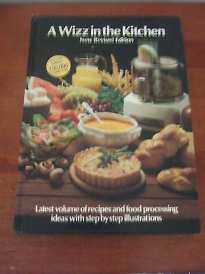Breville &  other brands Kitchen Wizz cook book. Use your food processor better
