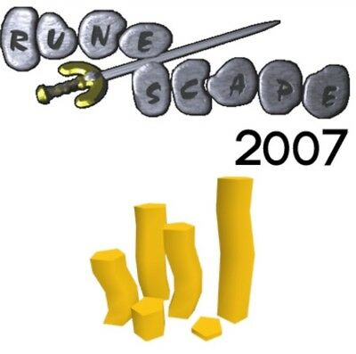 Old Runescape 2007 Gold (20m) OLD SCHOOL Gold Rs2007 Quick Delivery