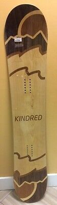 2017 Kindred Limited Edition Series Tsolum Size 160 Wide