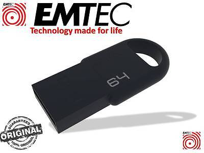 CLE USB EMTEC D250mini  USB 2.0  32GO / 32GB 64GO / 64GB Flash Drive