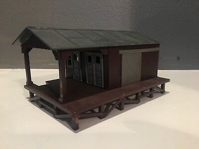 Lionel Brown Depot O Scale #48045