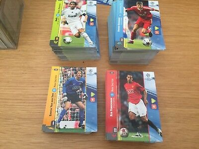 Over 400 Panini UEFA Champions League 2008/2009 Cards