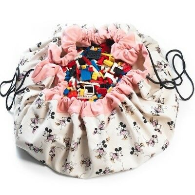 Play and Go Storage Bag Minnie Gold