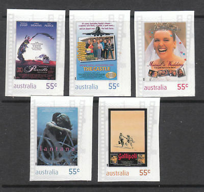 Mint 2008 Favourite Australian Films P & S Stamp Booklet Set Muh -  The Castle,