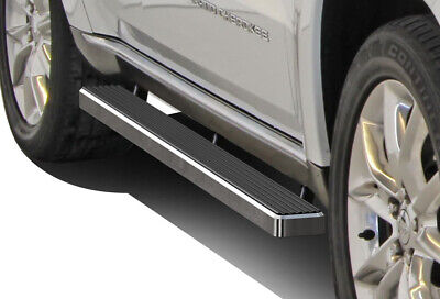 """iBoard Running Boards 4"""" Fit 11-18 Jeep Grand Cherokee"""