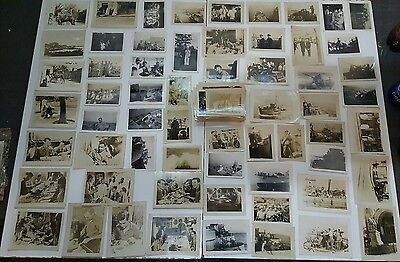 Lot of 150+ VTG WW2 WWII Pearl Harbor war Photos 1940's military navy soldiers