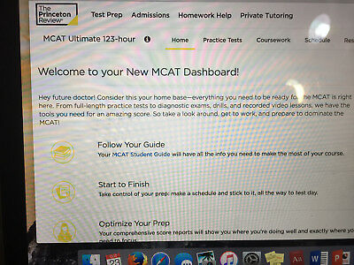 Tpr Mcat Course 2017 Ultimate Hour