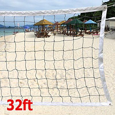 Backyard Beach Competition Volleyball Net  32 ftx3 ft