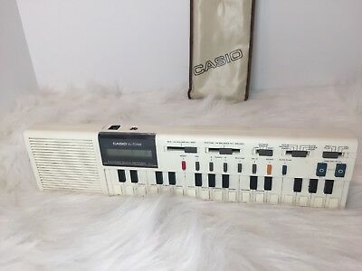 Vintage Casio VL-Tone VL-1  Synthesizer Keyboard Electronic Musical Instrument