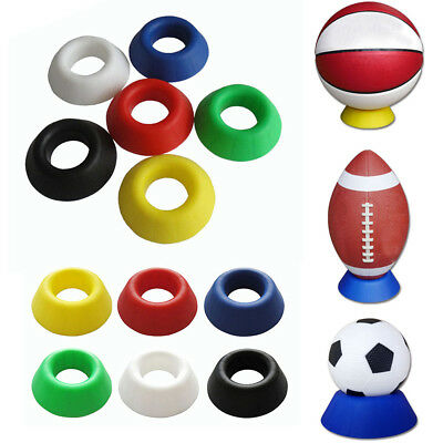 Ball Stand Display Basketball Football Soccer Rugby Case Display Holder Support