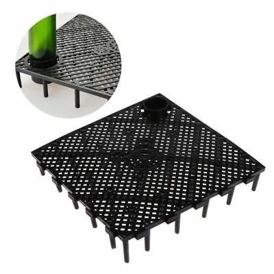 Aquarium New Fish Tank Under Gravel Bottom Filtration Plate Board Filter System