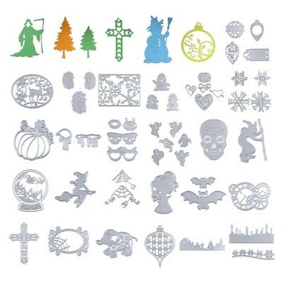 Metal Cutting Dies Stencil DIY Scrapbooking Embossing Album Paper Card Crafts
