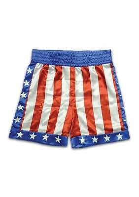 Rocky Boxing Trunks Apollo Creed PREORDER