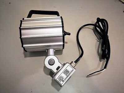 CNC MACHINE EM WORK LIGHT LAMP LED Made in TAIWAN S70 24V water Proof