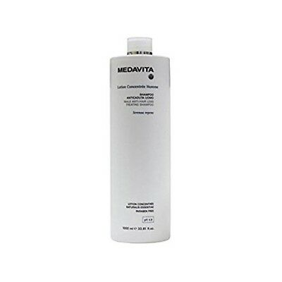 Lotion Concentree Homme Shampoo anticaduta uomo 1000 ml Medavita