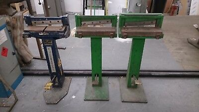 12inch Treddle Guillotines £350 EACH