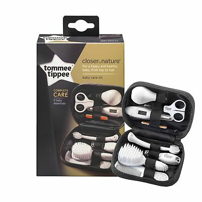 Tommee Tippee Baby Newborn Essentials Healthcare Kit Set of 9