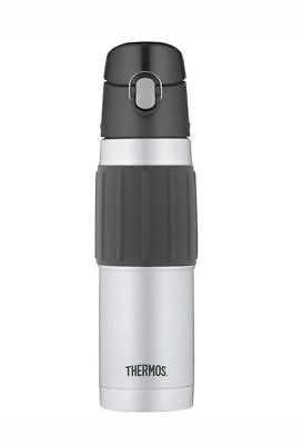 NEW Thermos Vacuum Insulated Stainless Steel Hydration Bottle, 18oz