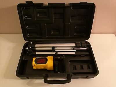 Silverline Laser Level & Case (Never Used)