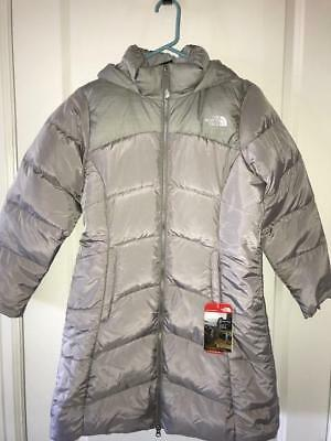0743428c5 THE NORTH FACE Girls Elisa 550 Down Parka New With Tags TNF Black ...
