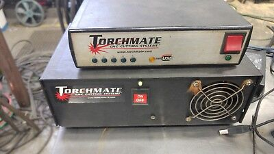 Torchmate CNC Plasma Control Motors, Computer cad and operation softwareAuction