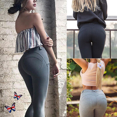 UK New Skinny Womens Ladies Jeans Stretchy Jeggings Fit Coloured Slim Trousers