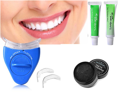 Kit Blanchiment Dentaire Pour Des Dents Blanches Technologie Led Teeth Whitening