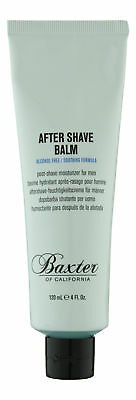 Baxter of California After Shave Balm 4 oz 120 ml. Sealed Fresh