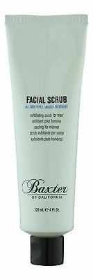 Baxter of California Facial Scrub 4 oz 120 ml. Sealed Fresh