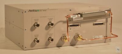 ANRITSU MN7464F, S/N: 6201130682, SV-LTE and Band20 Filter Unit + Kabel