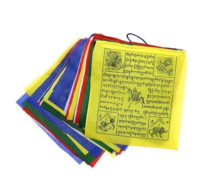 Prayer Flags (a set of 10 small flags)