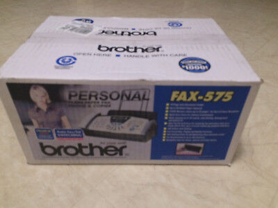 Brand New Brother FAX-575 Fax Phone and Copier
