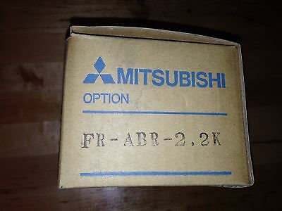 Mitsubishi Electric Fr-Abr-2.2K High-Duty Brake Resistor  In Box