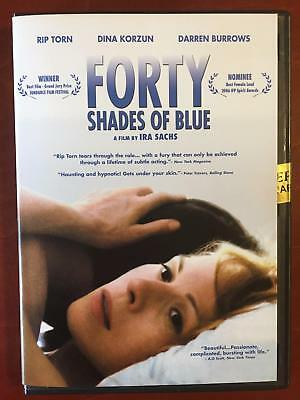 Forty Shades of Blue (DVD, 2005) - D1015