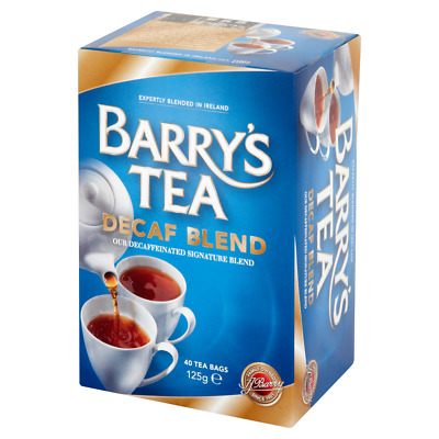 Barry's Decaf 40's 125g