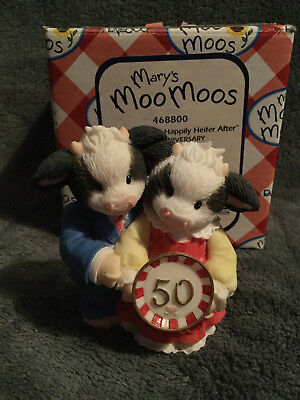 """Marys moo moos 1998 """"And they lived happily heifer after"""" 50th anniversary"""