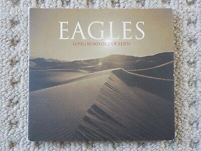The Eagles - Long Road Out Of Eden - 2CD ALBUM [USED - VGC]