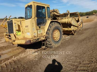 1992 CATERPILLAR 631E Scrapers
