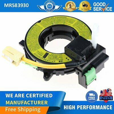 Spiral Cable Clock Spring MR583930 for Mitsubishi Lancer L200 Outlander Eclipse