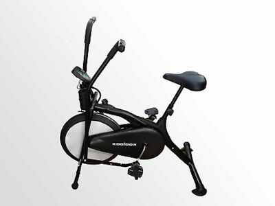 Koolook Bicicletta Cyclette Ellittica Byke Bici Stepper Cross Trainer Fitnes