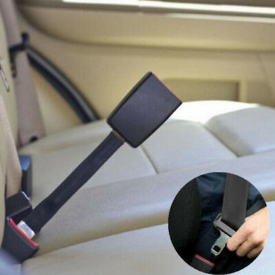 Seat Seatbelt Safety Belt Extender High Strength Car Extension Buckle Clip 25CM