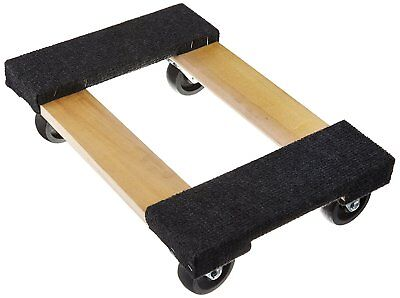 1000 lb. Capacity Furniture Dolly Moving Furniture Wood Aid 4 Wheel Piano New