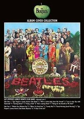 The Beatles Sgt Peppers Album Cover Postcard Fan Gift Idea Official Merchandise