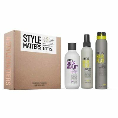KMS Blonde Style Matters Gift Box / Set