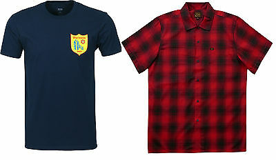 *BUNDLE* 2 x BRAND NEW OBEY LARGE TOPS