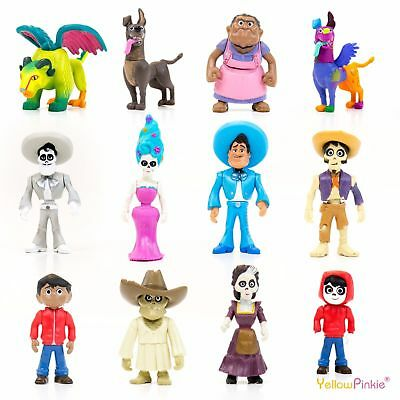 Disney Pixar COCO Mini Figures Exclusive New 2017
