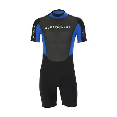 SF-1 TopDeal: Aqua Lung MAHE ACTIVE MEN 3 mm Neoprenshorty - Shorty Tauchanzug