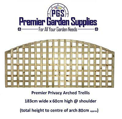 6ft X 3ft Ultimate Lap Fence Panel Garden Wooden Fencing RRP£24 Pressure TREATED